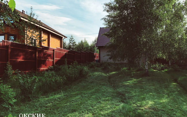 Дом на Оке за 3,5 млн. руб!