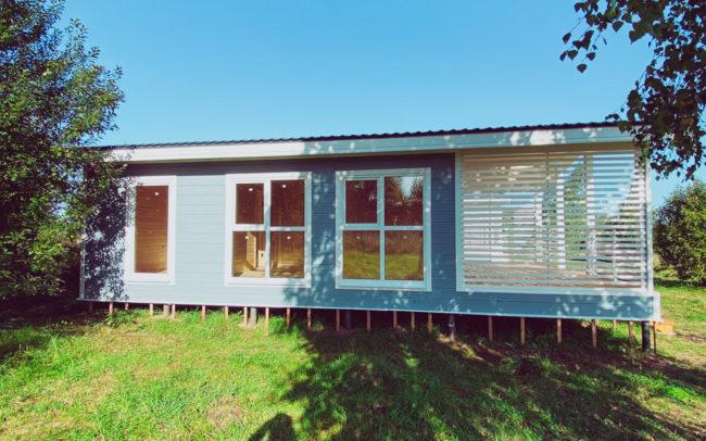 Продажа дома на Оке с участком